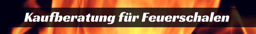 Kaufberatung für Feuerschalen